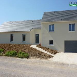 Constructeur maison moderne paray