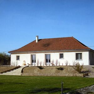 maison traditionnelle realisation 32