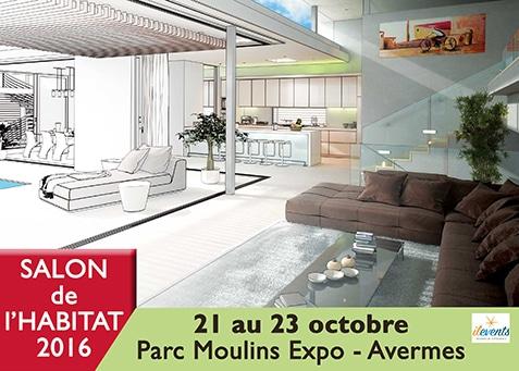 Salon de l'Habitat à Moulins 03
