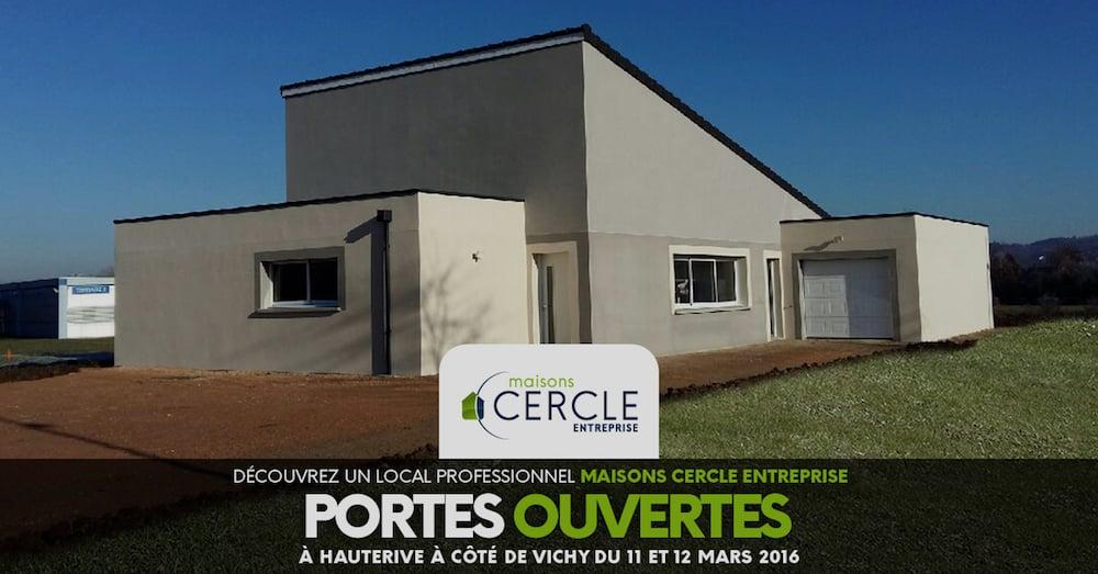 construction maison medicale Cercle