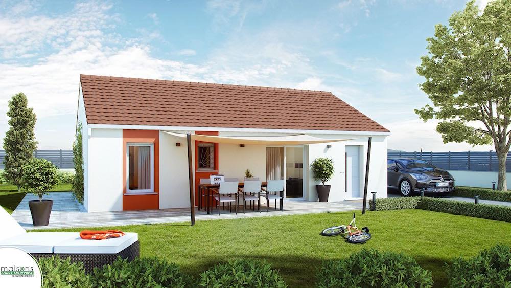 maison low cost Auvergne