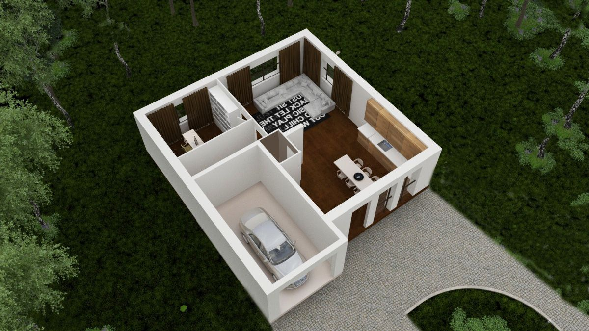 Maison design construction personnalis e low cost for Site de construction de maison 3d