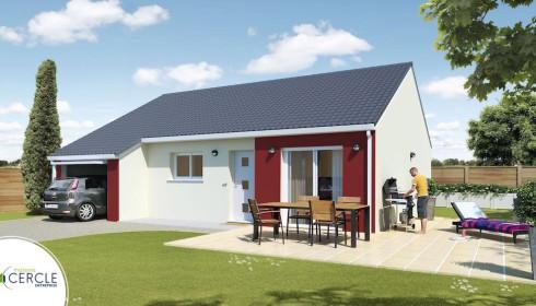 Maison traditionnelle plans et mod les - Maison traditionnelle de bretagne ...