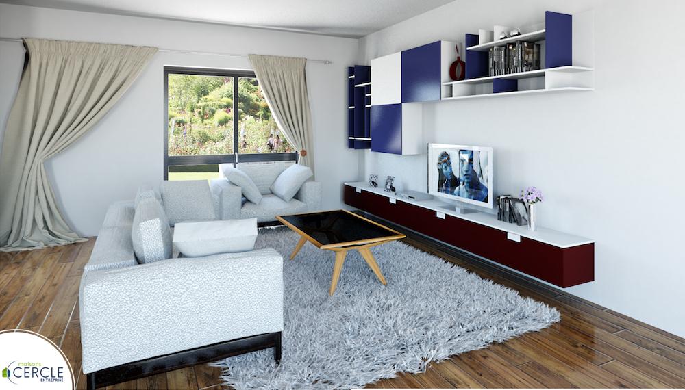 design 91 3D salon