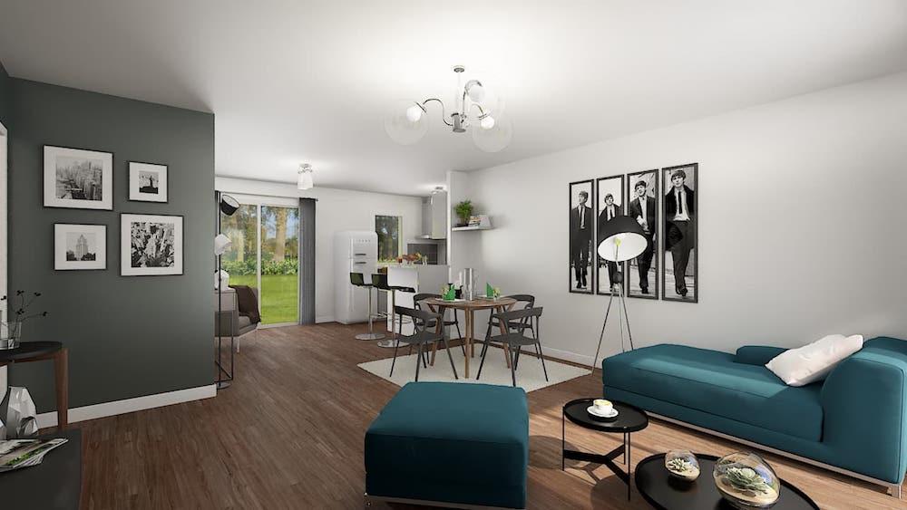 Design 90 maison low cost 1