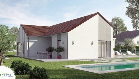 Maison Contemporaine  Modles Et Plans Cercle Enteprise