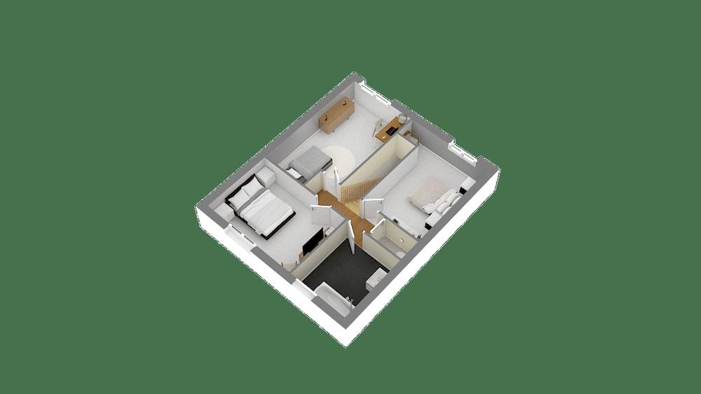 axonometrie 3D saint_remy-Etage