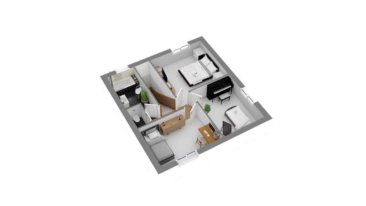 castelanne_f5-Etage