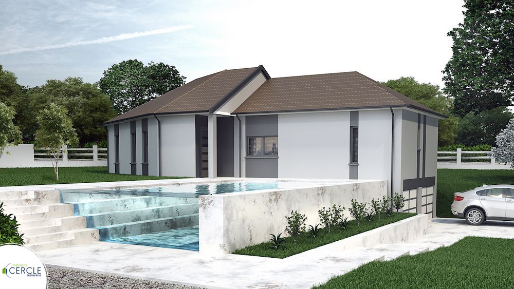 Humagne maison d 39 architecte construire for Modele maison d architecte