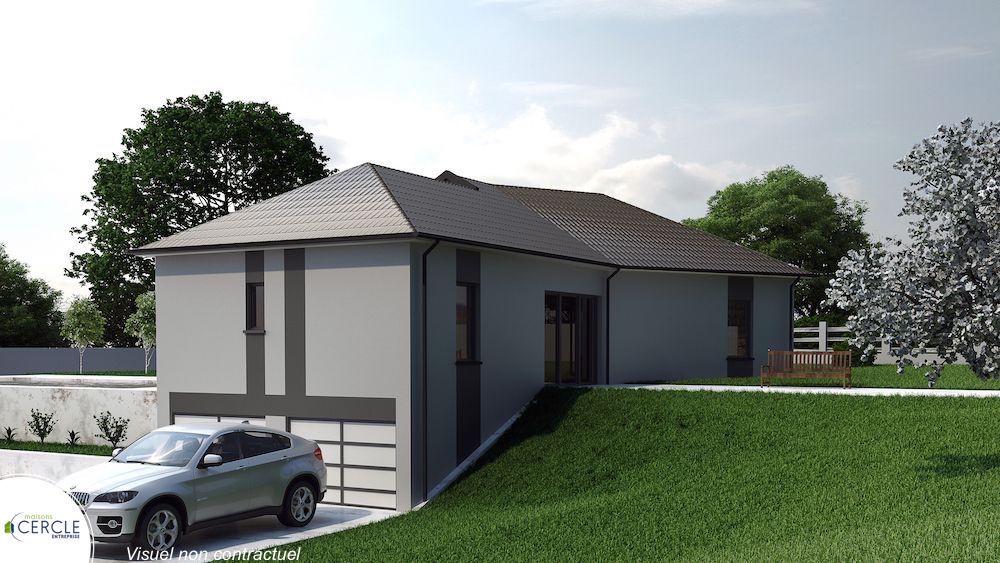 Humagne maison d 39 architecte construire for Nom d architecte