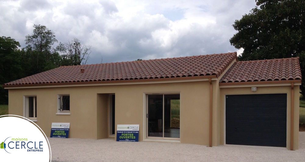 R alisations photos de constructions de maisons for Realisation de plan de maison