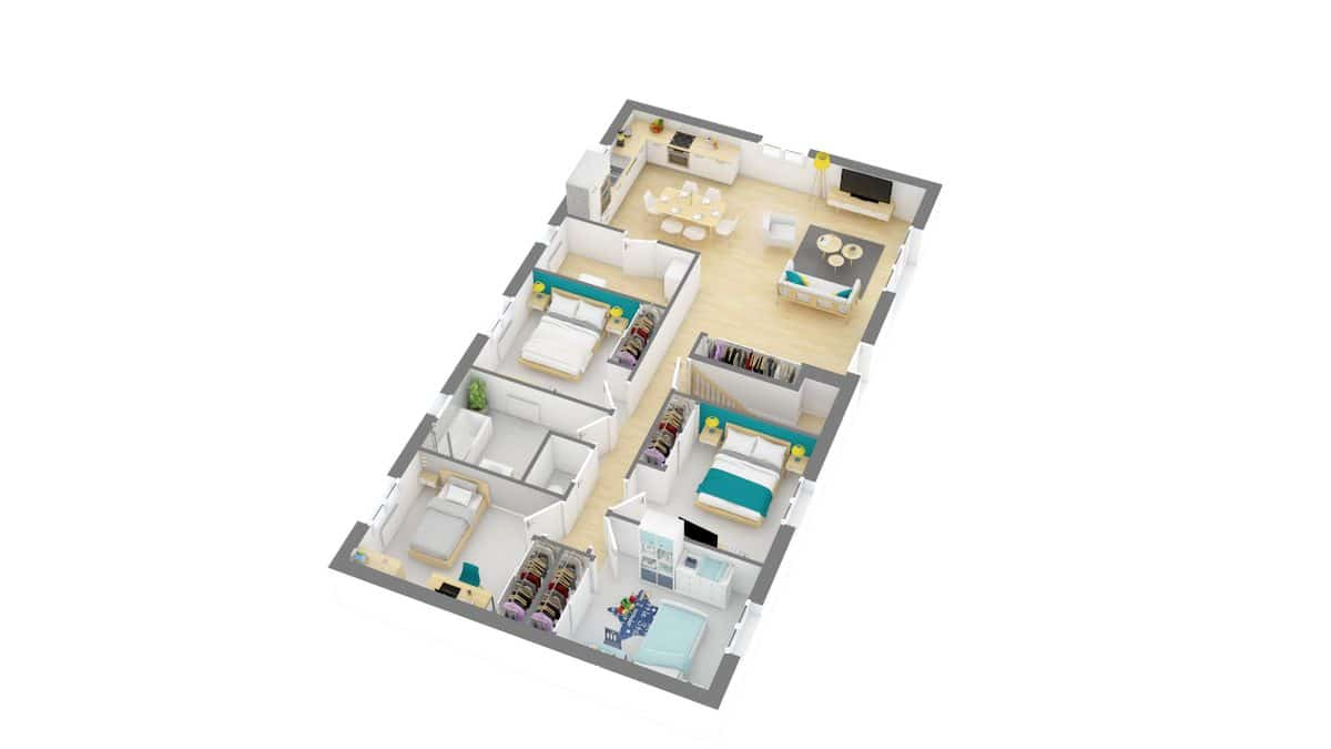 maison_design 93-g1-axo_rdc