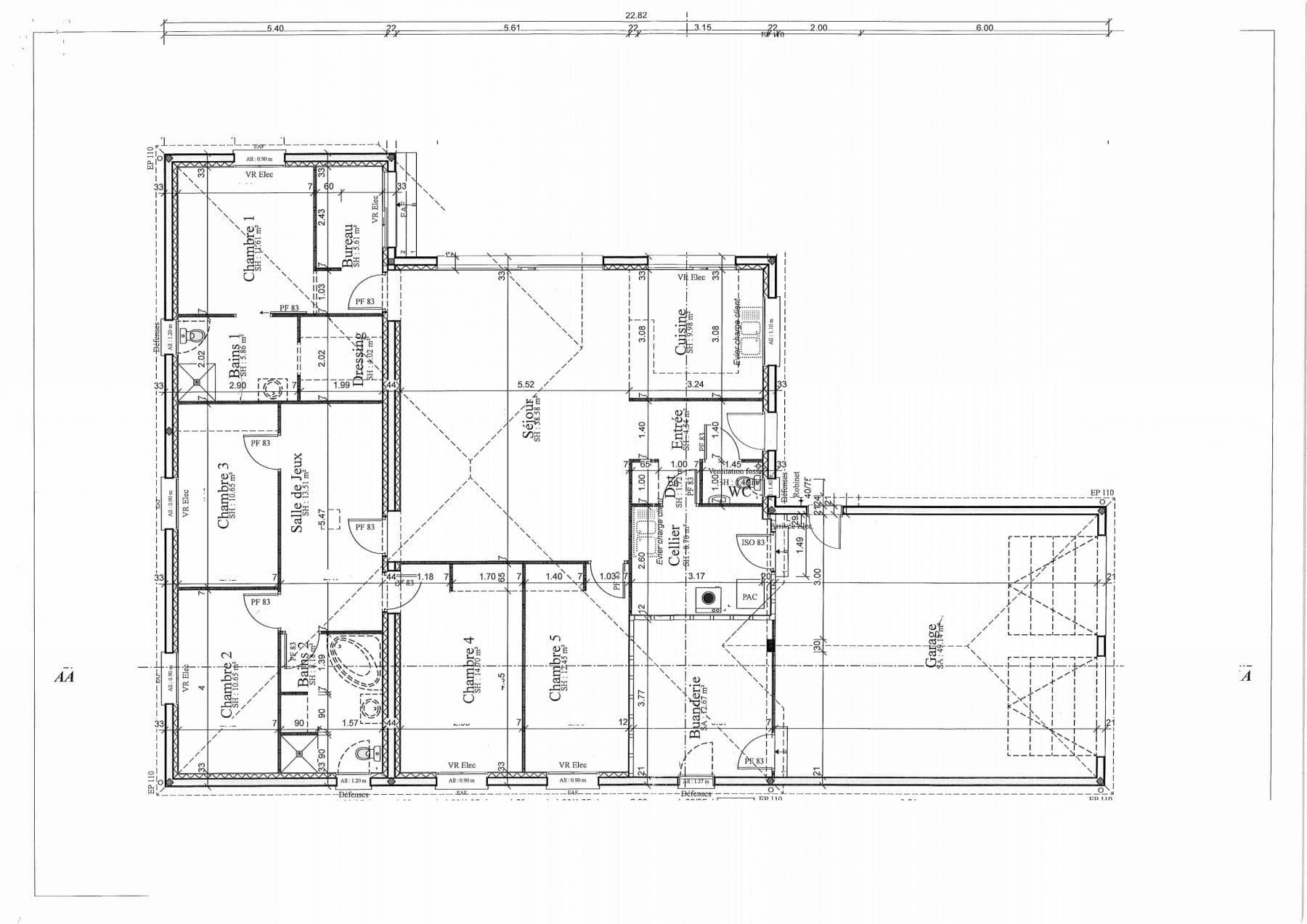 Plan De Maison 160 M2 Infos Et Ressources 9