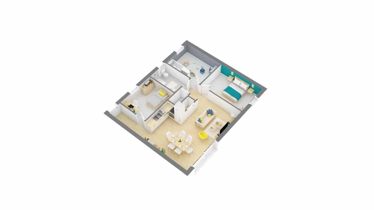 Plan 3d maison calladoise (1)